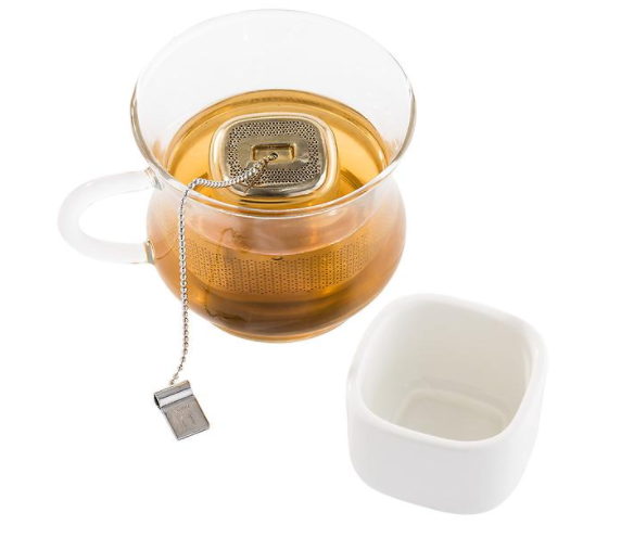 Cutea Tea Infuser, $7.49,  www.thecontainerstore.com