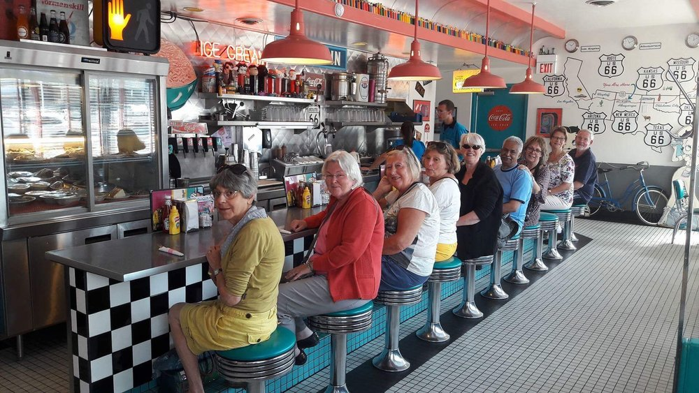 Route 66 Diner, Albuquerque, New Mexico
