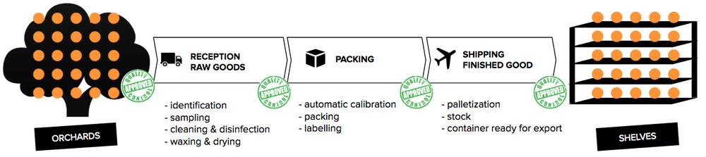 sunpack - process