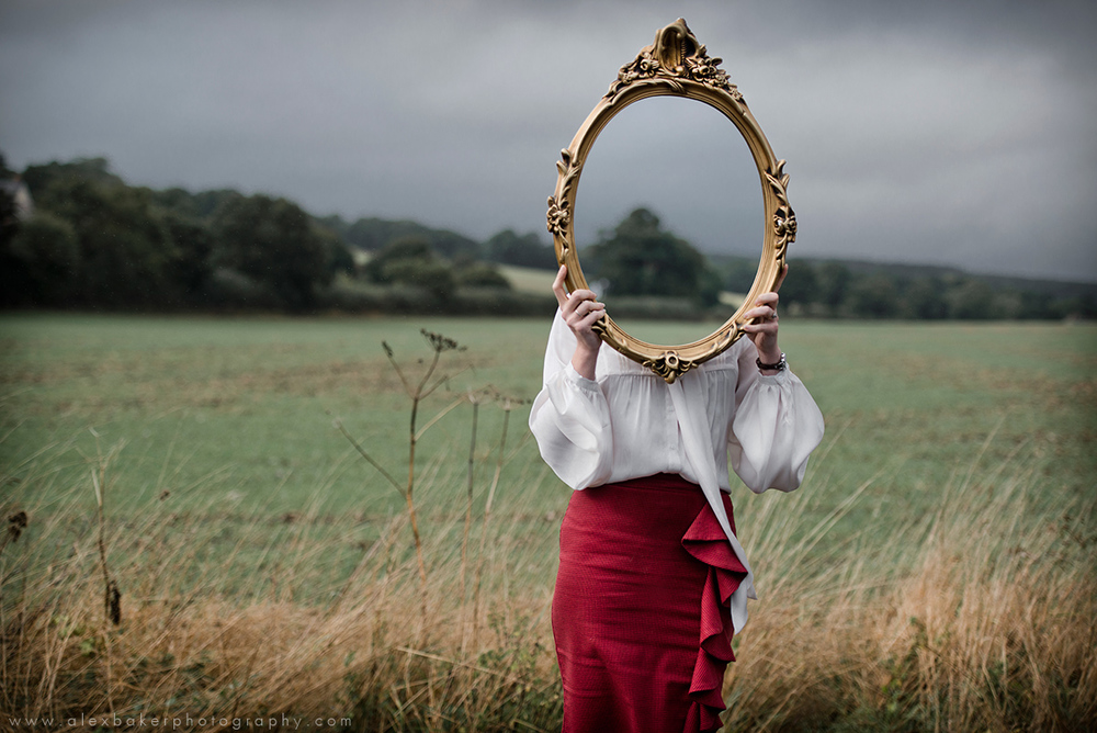 Nature Is As A Mirror Or Looking Glass Harmonious Holistics