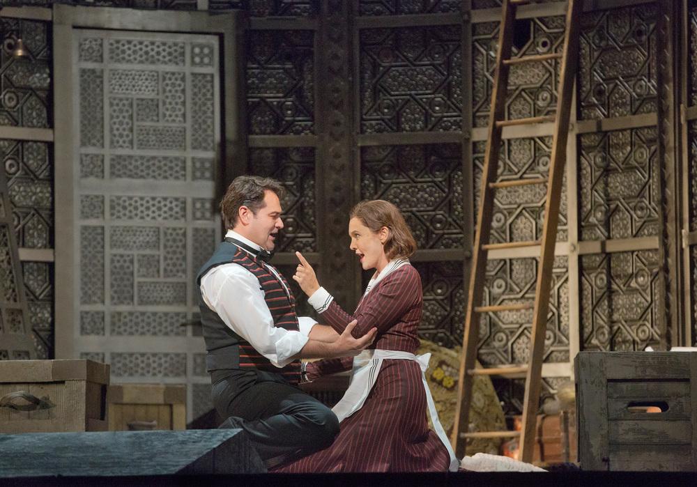 Figaro and Susanna