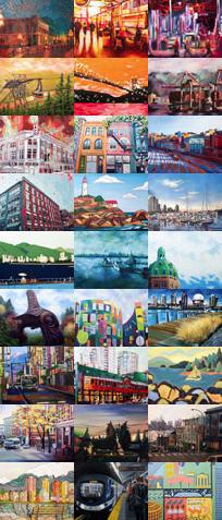 Calendar Paintings