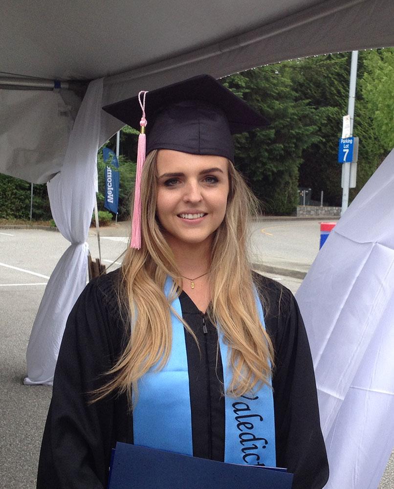 Taylor Lee Valedictorian