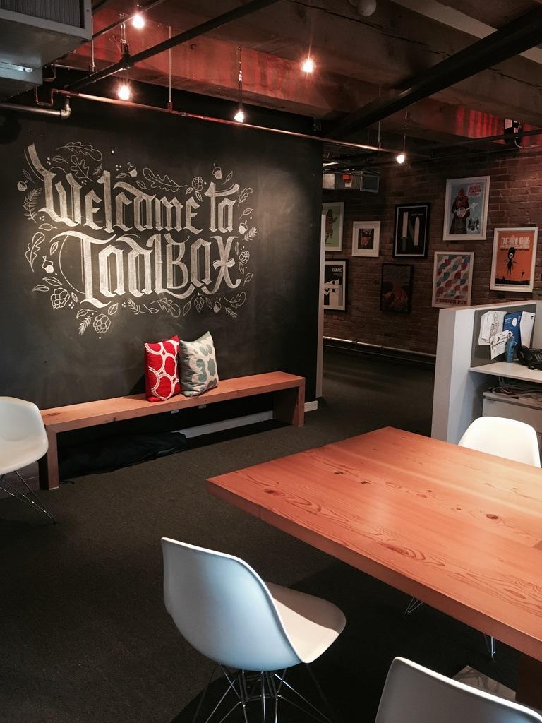 Ashley Visvanathanu0027s Immersive Summer 2017 Internship At Vancouveru0027s  Toolbox Design U2014 IDEA School Of Design Blog | Capilano University  Illustration And ...