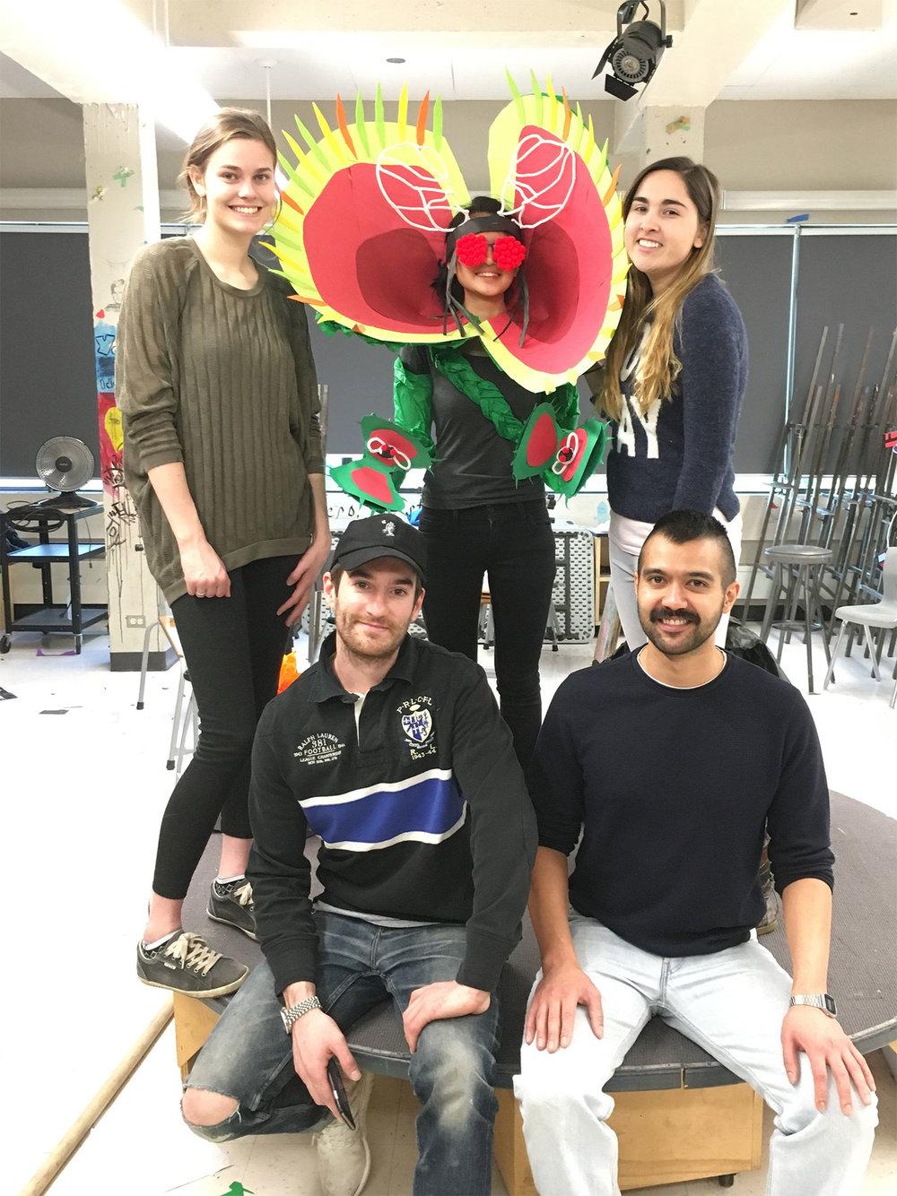 IDEA Challenge 2017 Winning Team