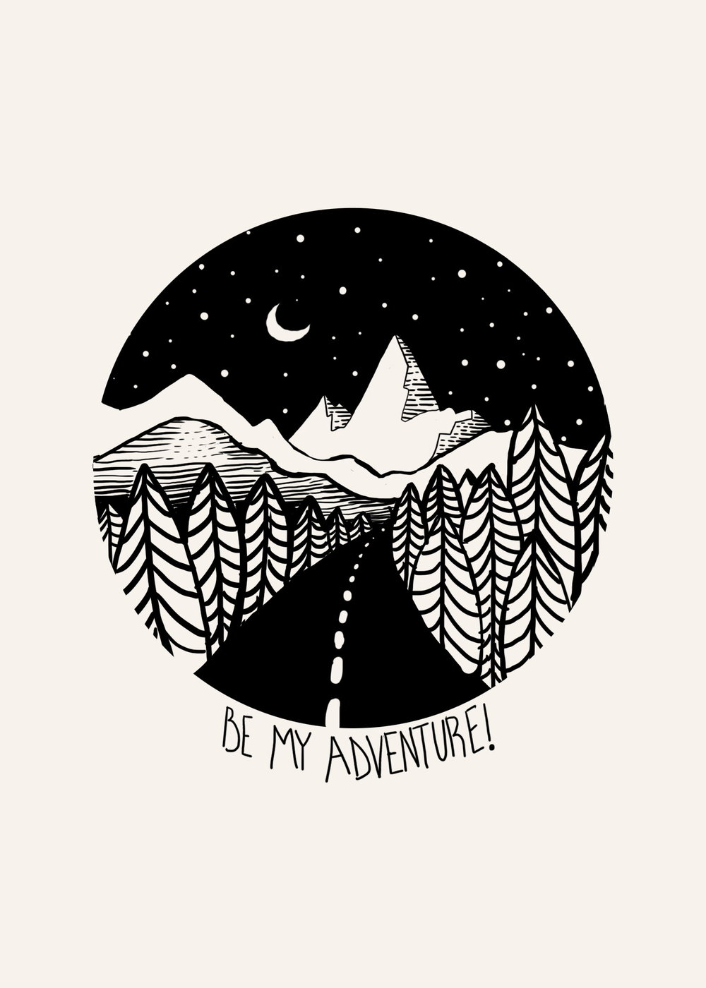 Be My Adventure!