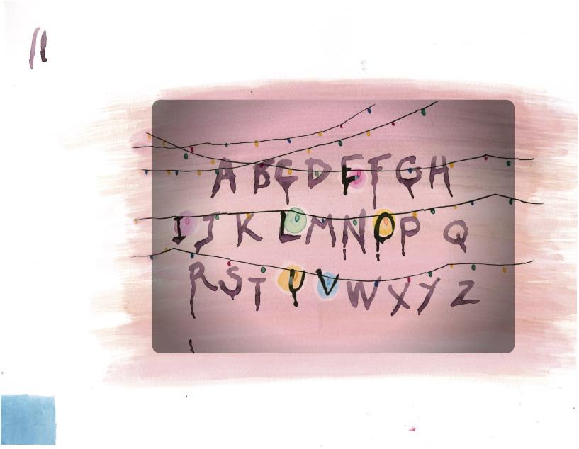 Stranger Alphabet