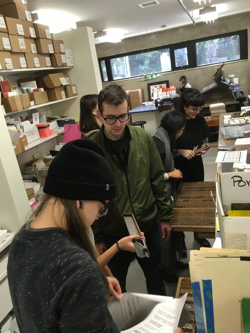 Aidan Zecchel exploring manicule options