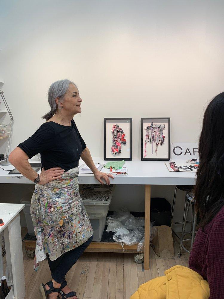 Carla's new works