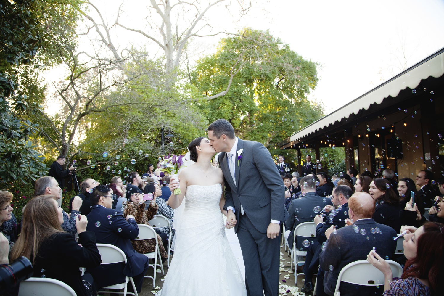 Elegant And Affordable Wedding Venue In Sacramento Casa Garden