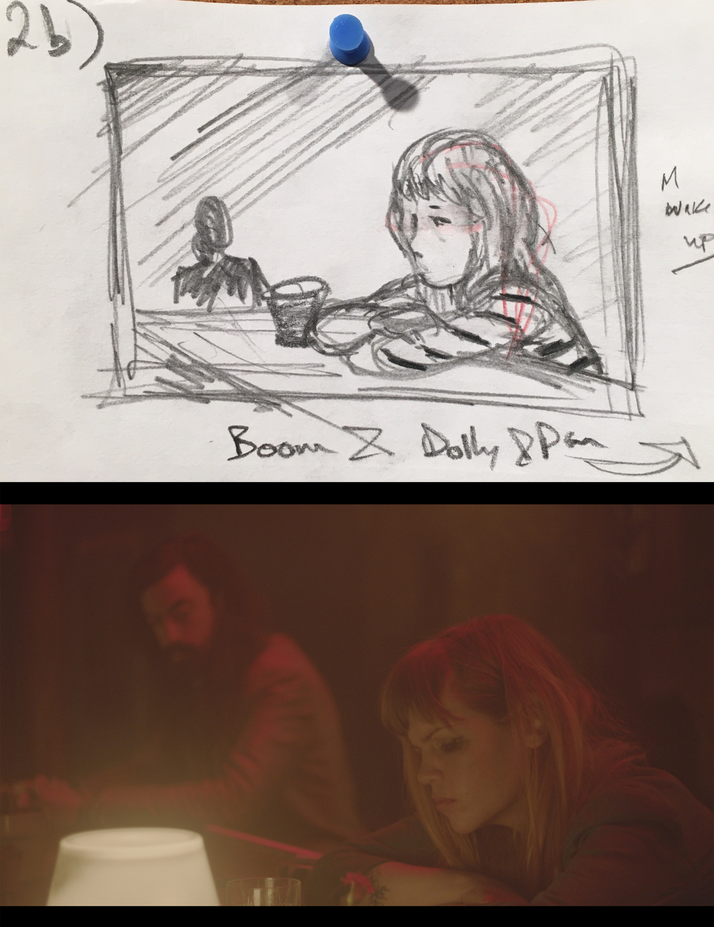 Jim Penola - Storyboards - Short Film - -Men Suck Before and After - 1.jpg
