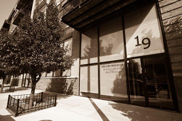 Syregelas Law, 19 North Green Street, Chicago, Illinois 60607 312.243.0900   312.243.0901 (fax)