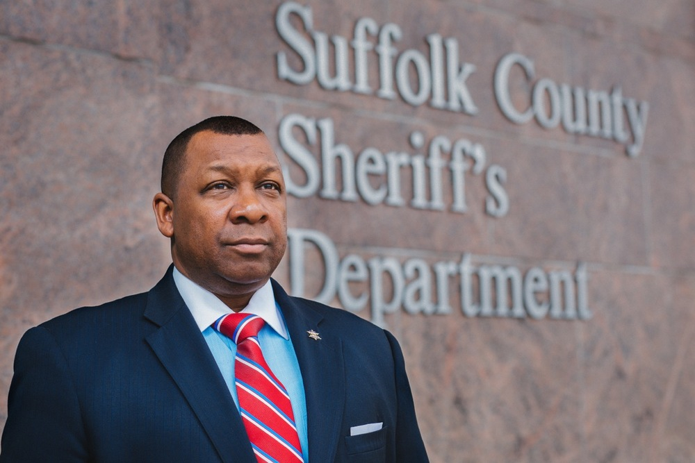 Sheriff Steven W. Tompkins