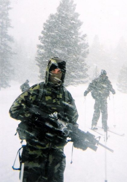 Mountain Warfare Training Center (MWTC); Bridgeport, CA, 2003