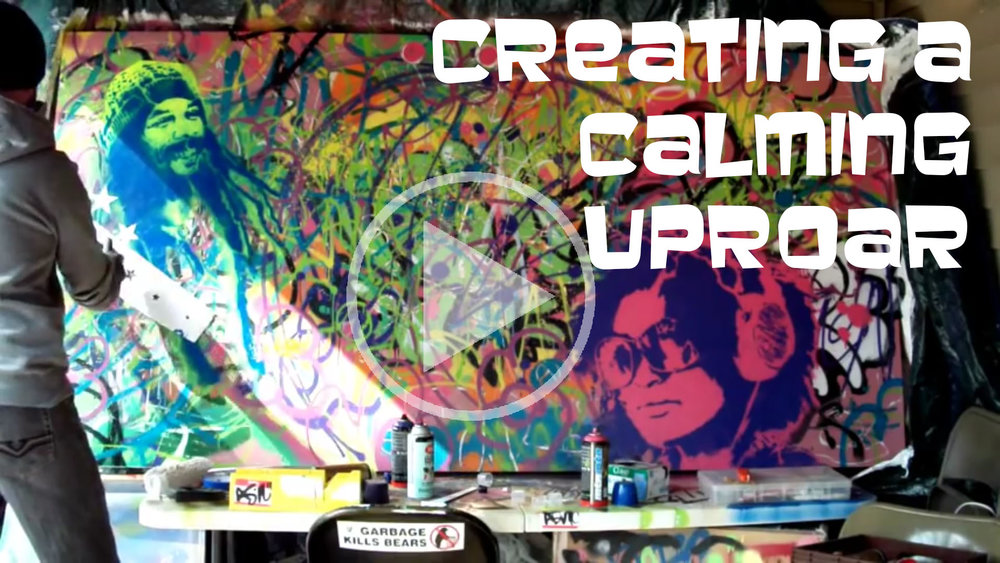 Creating a Calming Uproar