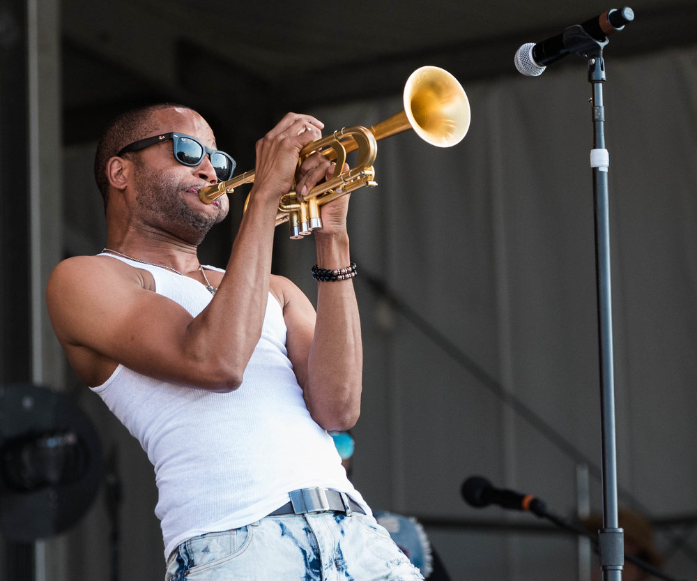 REVIEW: New Orleans Jazz Fest