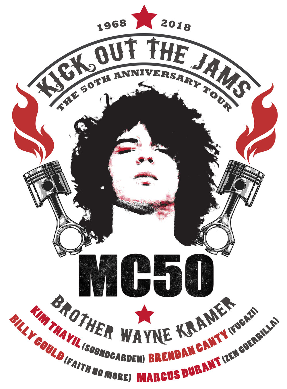 MC50 will be performing at Revolution Live on September 5th -  BUY TICKETS HERE