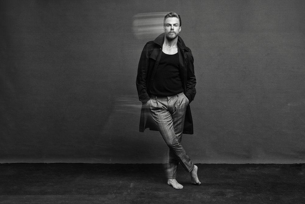 UPCOMING: Derek Hough