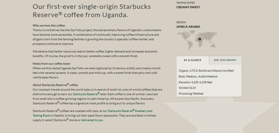 Untitled Uganda Sipi Falls Screen cap from StarbucksStore taken on 20 Sep 2015.jpg