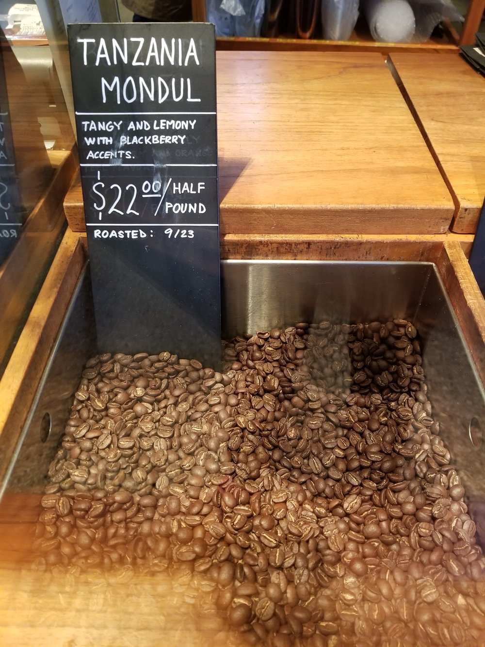09.29.2018 Tanzania Mondul on Scoop Bar at the Seattle Roastery.jpg