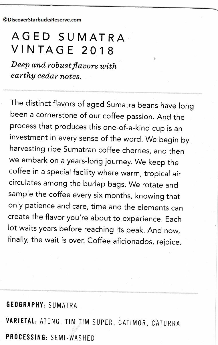 2 - 1 - Aged Sumatra Vintage 2018 back of card.jpg