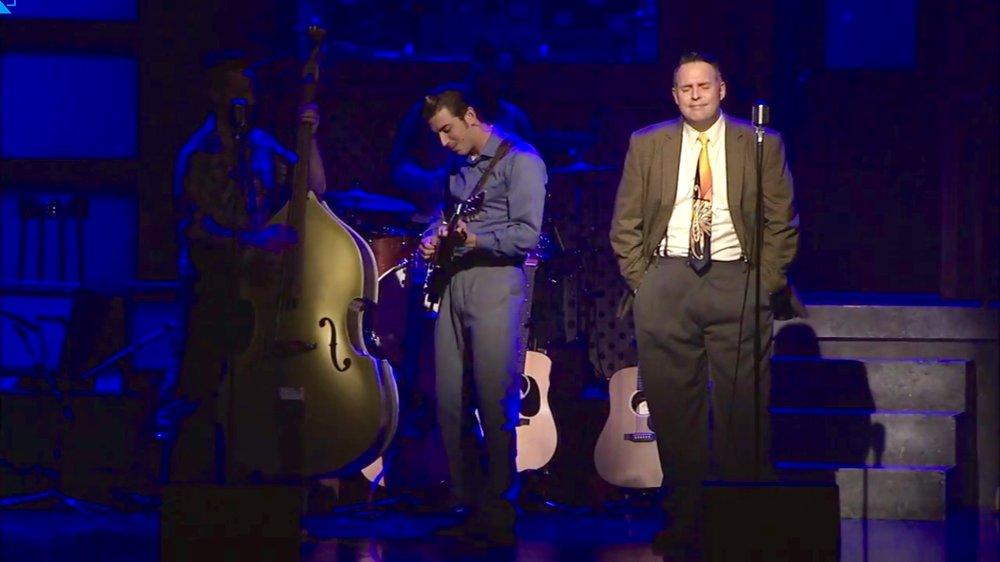 Sam Phillips in Million Dollar Quartet