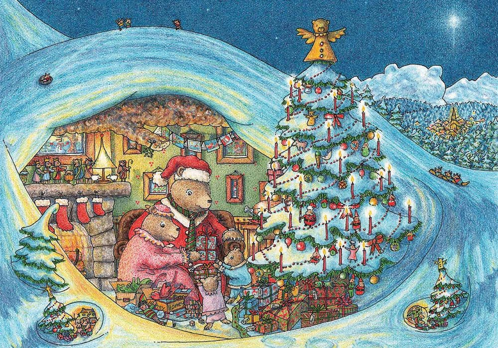 A BEARY CHRISTMAS