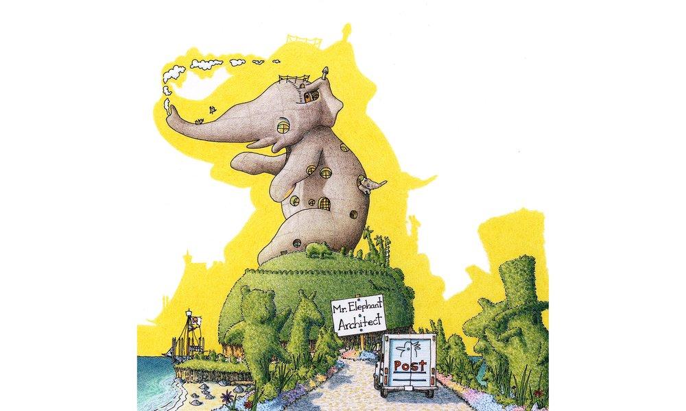 Mr. Elephant's Home