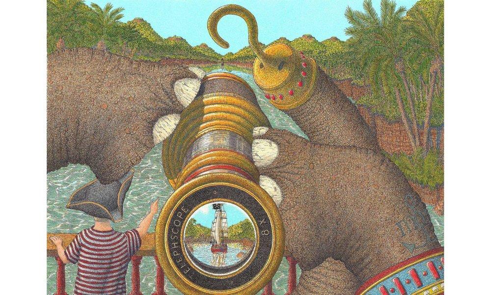 Elephant Telescope