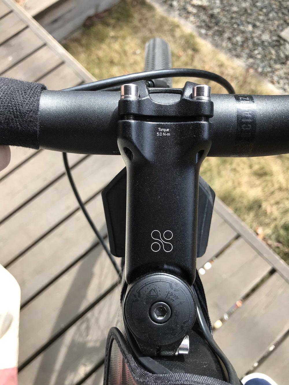 DIY Orfos shield hardly noticeable