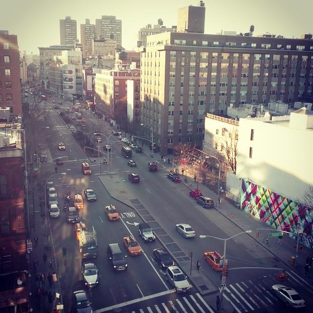 New York, NY - 2014