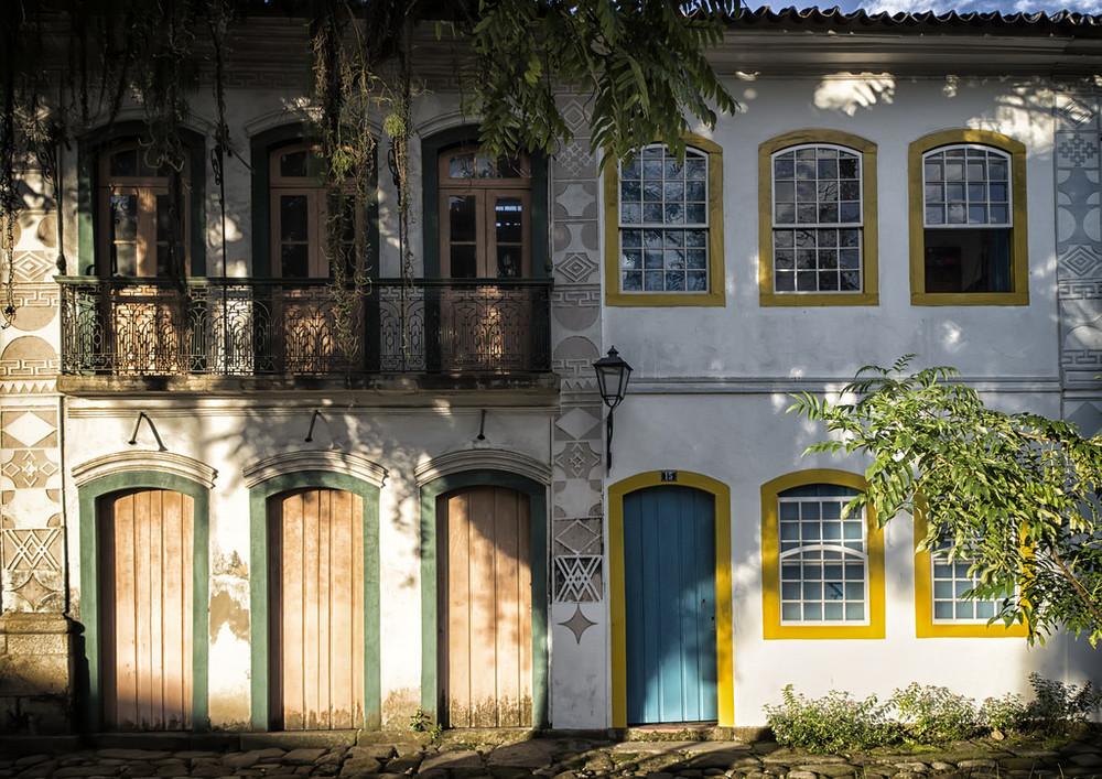 Paraty, Rio de Janeiro, Brazil - 2015