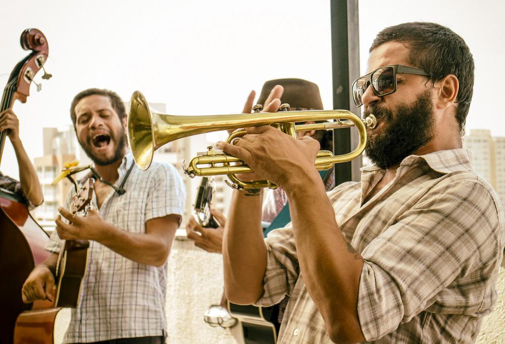 Emblues Beer Band