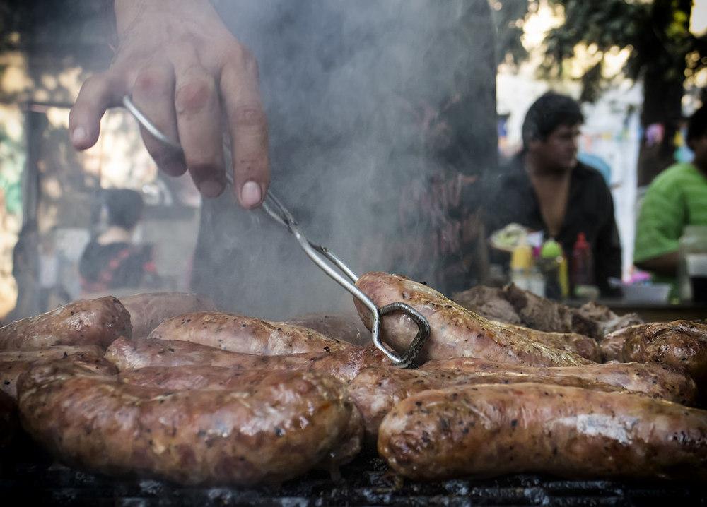 Patio Provinciano Barbecue