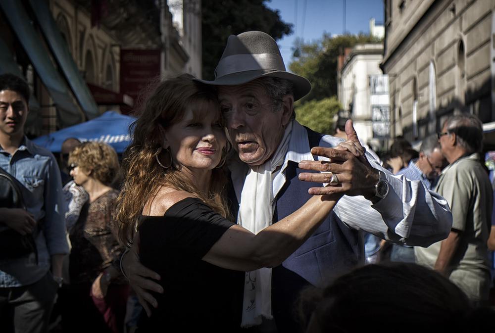 San Telmo, Buenos Aires - 2015