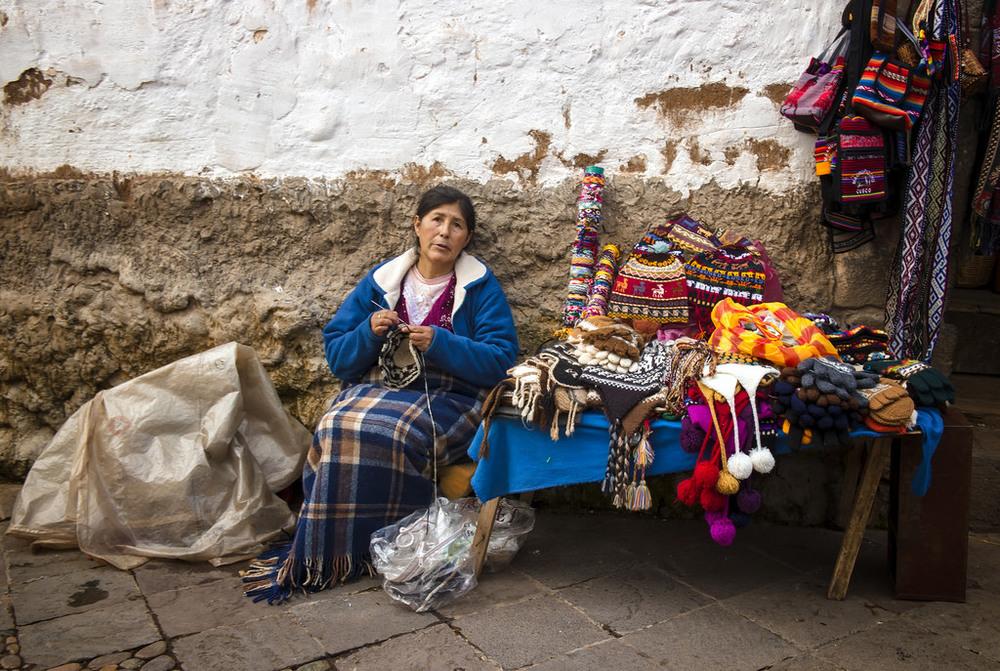 Cusco, Peru - 2016