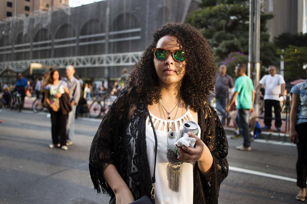 Avenida Paulista - São Paulo - 2016