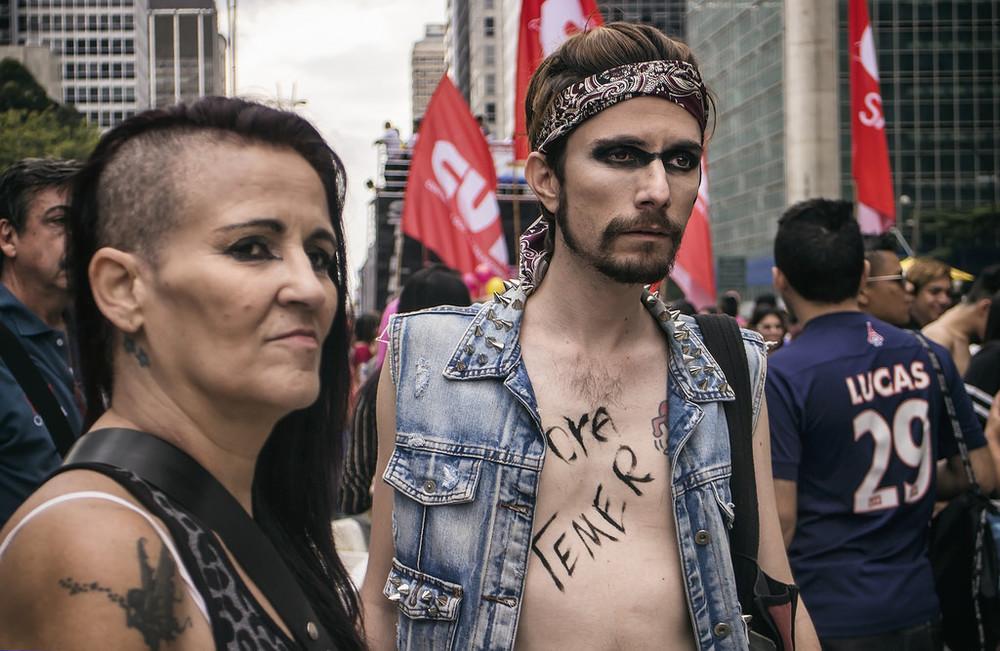 São Paulo Gay Pride 2016
