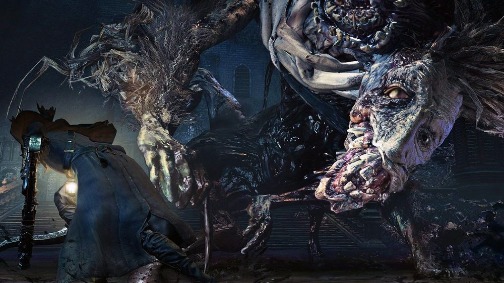 Ludwig, one of Bloodborne's most hectic and brutal boss fights