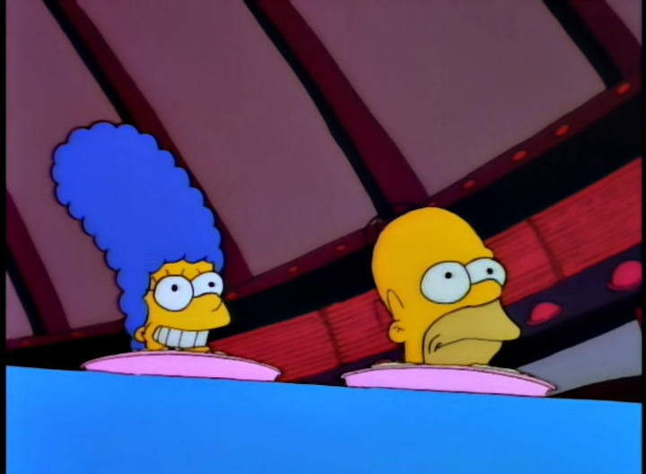 Episode 8 - Treehouse of Horror — SEACATS UNIVERSE