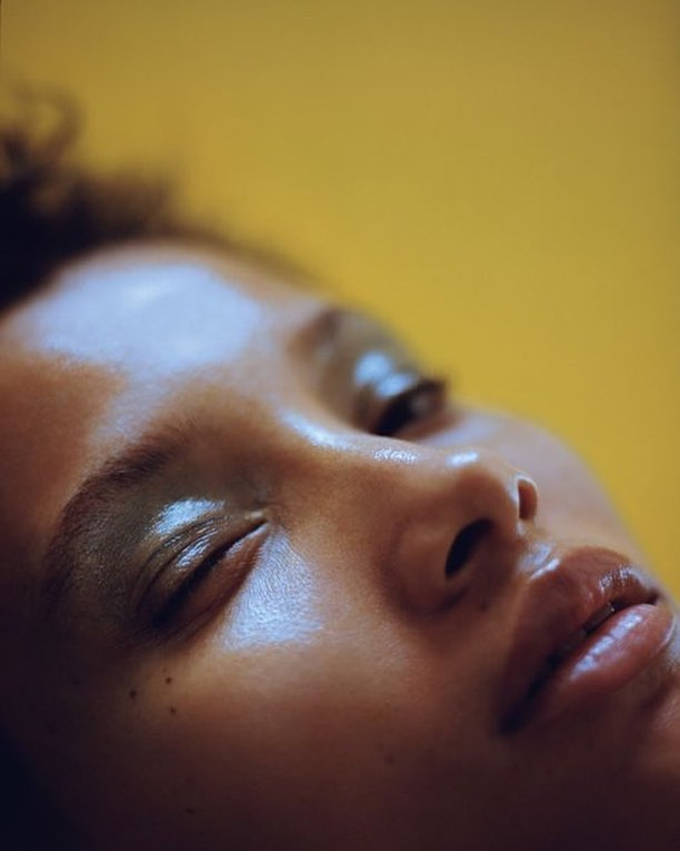 Lineisy Montero by Harley Weir for i-d-Magazine Spring 2016 #inspo to get us to Friday.
