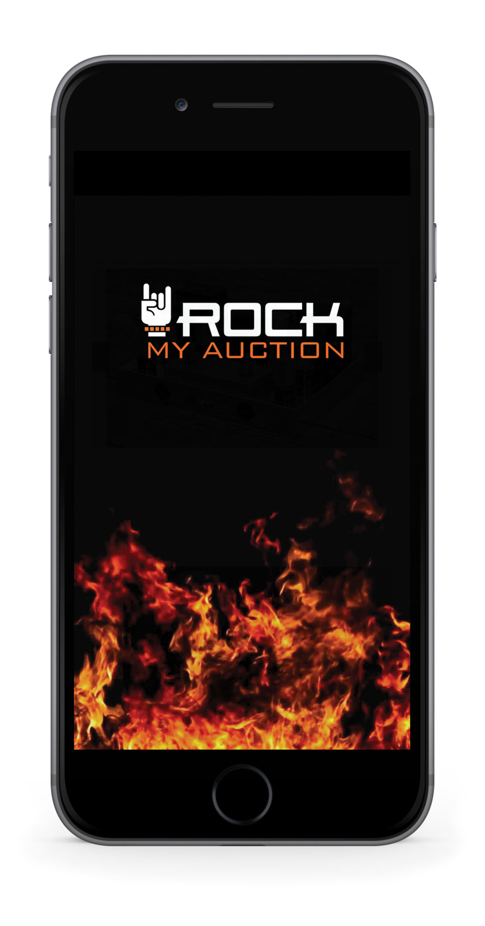 Rock My Auction Phone App