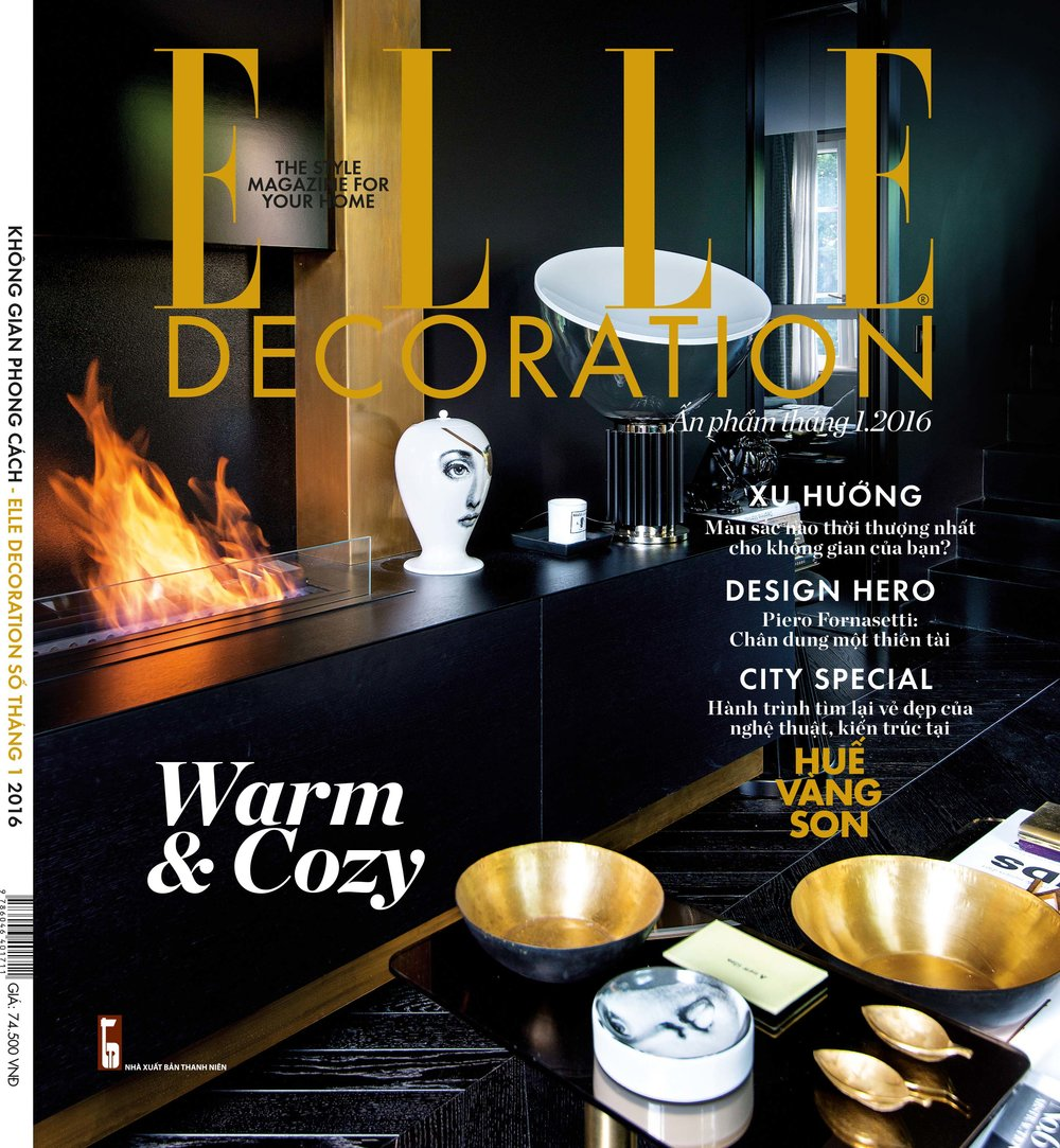 Elle Decoration VN