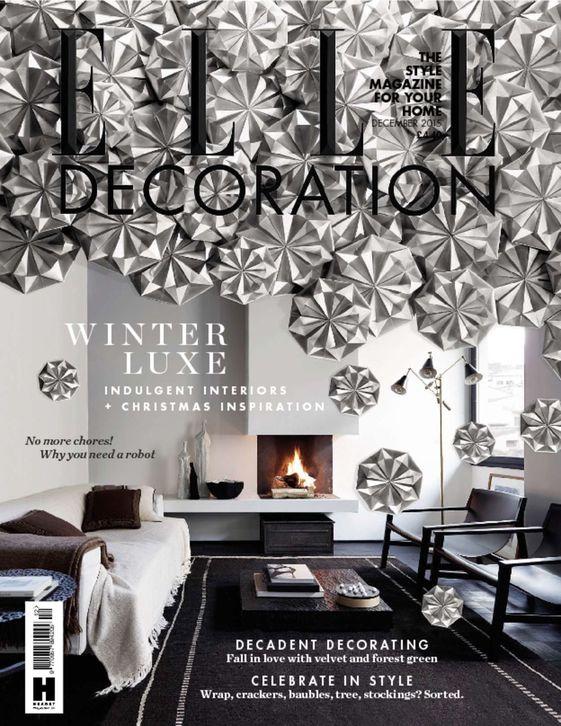 Elle Decoration NL - January 2016