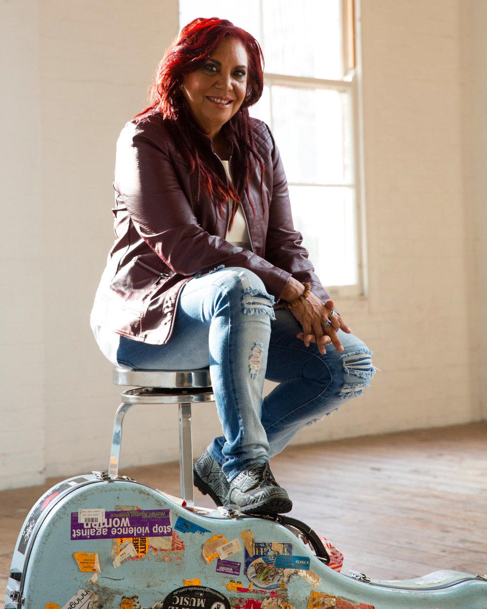 Shellie Morris Indigenous Australian Singer/Songwriter