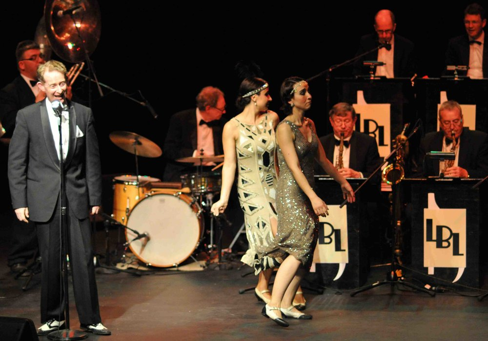 Greg Poppleton 1920s Great Gatsby Orchestra in Sydney with swing dancers.jpg