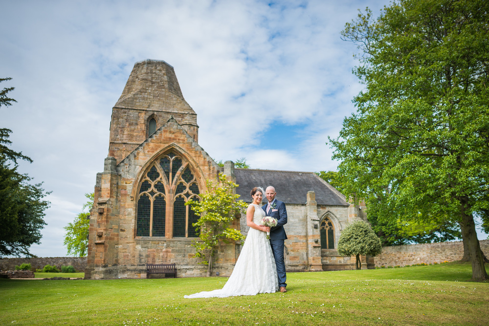 Seton Church Wedding & Eskmills C&L
