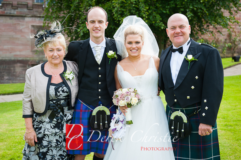 Jodie & Paul's Wedding at Dalhousie Castle (23 of 63)