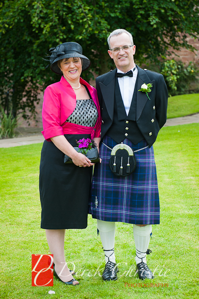 Jodie & Paul's Wedding at Dalhousie Castle (24 of 63)