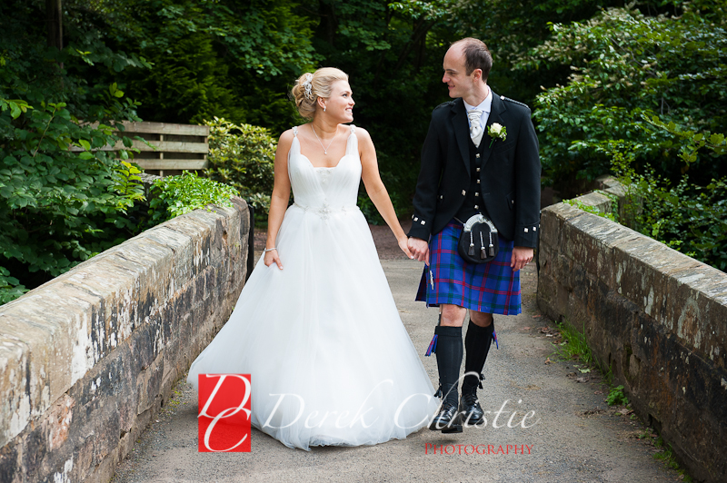 Jodie & Paul's Wedding at Dalhousie Castle (28 of 63)